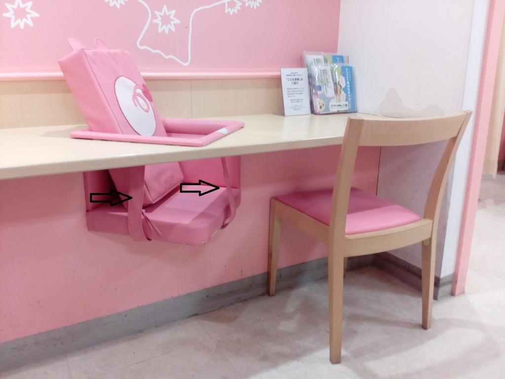 大宮駅直結のそごう5階にある赤ちゃん休憩室をレポートするよ!ご飯はここで食べさせよう!